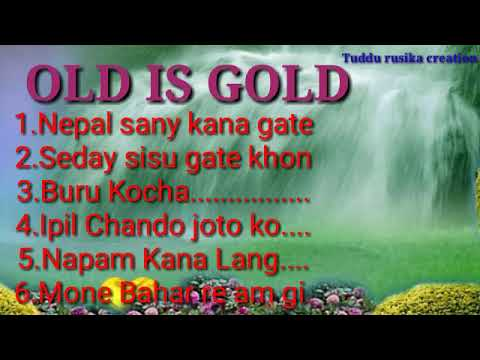 Old Is Gold Santhali Song Mp3 2020
