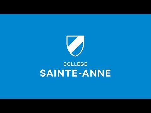 Présentation Des Programmes Du Collège Sainte-Anne