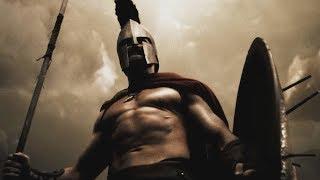 """Сегодня не умрет ни один спартанец! - """"300 спартанцев"""" отрывок из фильма"""