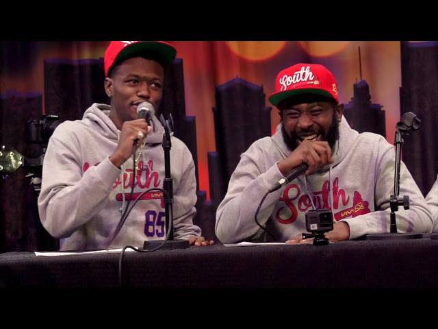 She Wanted The D*Ck! Freestyle @karlousm @dcyoungfly @karlousm