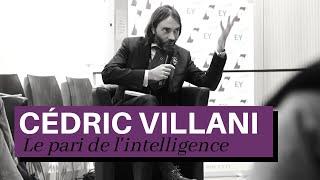 Cédric Villani à l'ENS - Le pari de l'intelligence