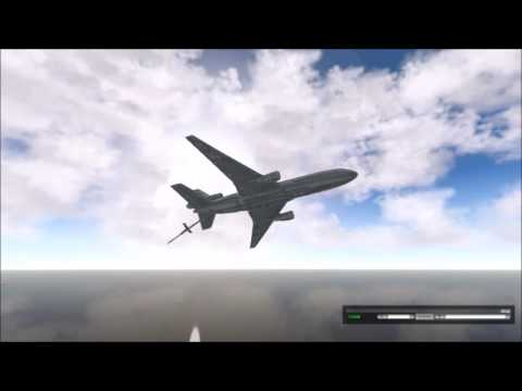 Experimenting with clouds in X-Plane 11 - YouTube