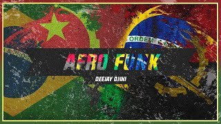 🔴🔵 [Afro-Funk] - Deejay Djini - MIX AFRO FUNK VOL.3 [Minimix]