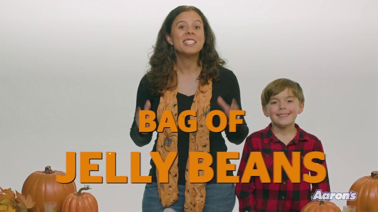 DIY Halloween Costume | Bag Of Jelly Beans