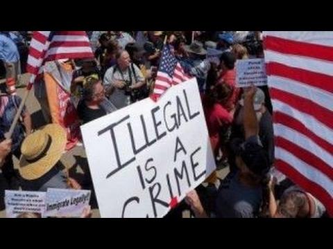 Texas State Senate passes legislation on sanctuary cities