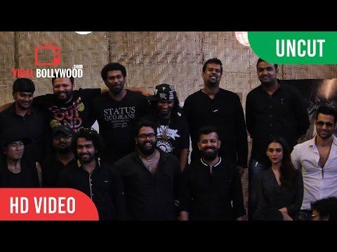 Uncut - 'Aarachar' Music Video Launch | Thaikuddam Bridge Band | Aditi Rao Hydari | Bejoy