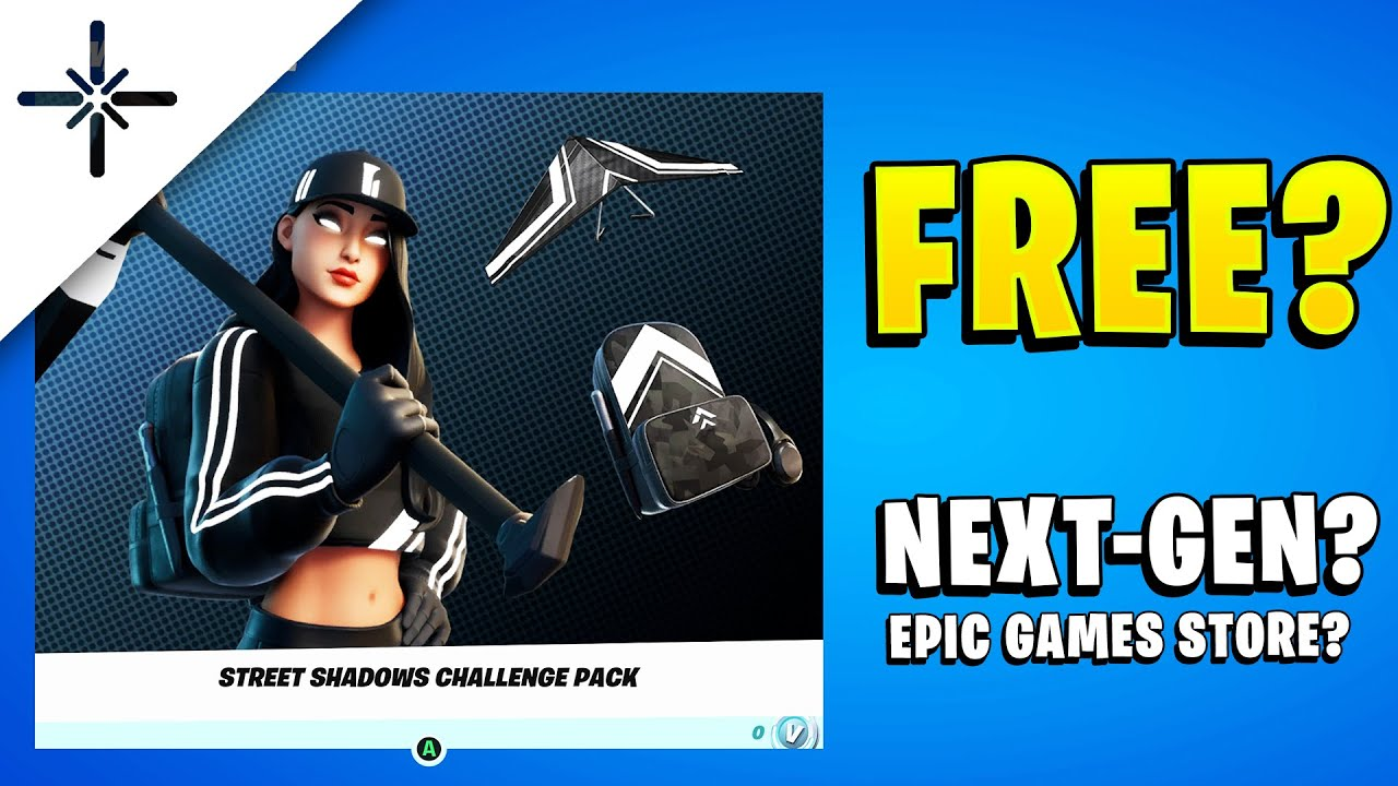 All we know about the STREET SHADOWS CHALLENGE PACK in Fortnite