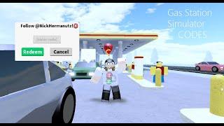 Roblox Fuel Station Simulator Videos Infinitube - roblox codes gas station simulator