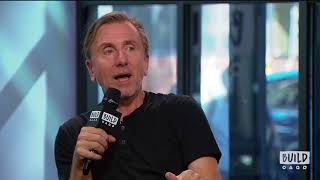 "Tim Roth Recalls His Commode Monologue From ""Reservoir Dogs"""