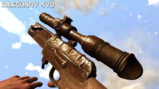 Far Cry 2 - All Weapons Breaks/Explosions