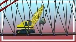 THIS LEGALLY ISN'T EVEN A BRIDGE! - Poly Bridge