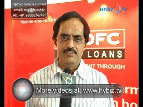 N. Ramesh, HDFC Housing Development Finance Corporation Ltd, APREDA 3rd Property Show 2012