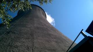 Chłodnia kominowa (Elektrownia Siersza)