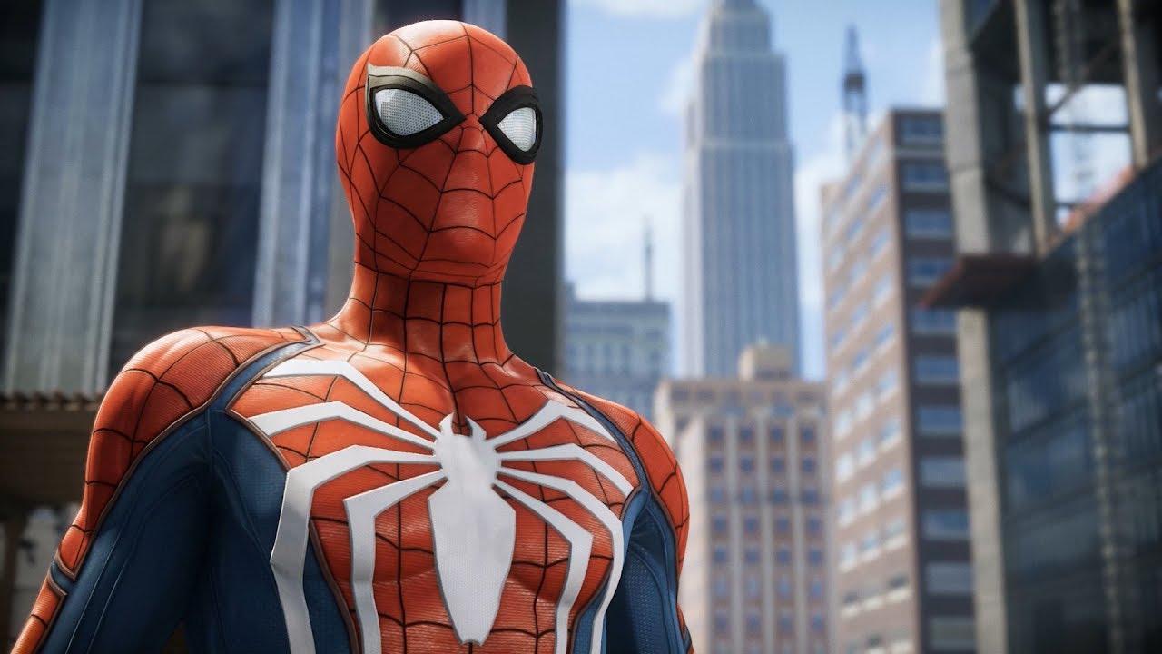 PS4 | Marvel's Spider-Man E3 2017