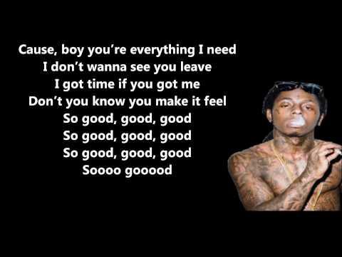 So Good - Shanell Feat. Drake & Lil' Wayne // Lyrics On Screen [HD]