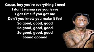 So Good - Shanell Feat. Drake & Lil' Wayne // Lyrics On Screen [HD]