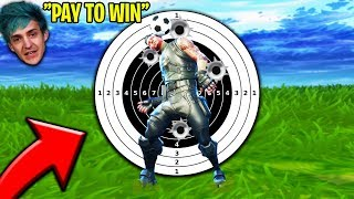 EMOTE SAVES NINJA FROM DEATH! PAY TO WIN? - Fortnite Moments #107 thumbnail