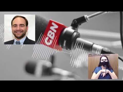 CBN CG: João César Mattogrosso fala sobre possibilidade de assumir cargo no Governo do Estado