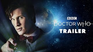 Doctor Who: Season 31 (Series 5) - TV Launch Trailer (2010)
