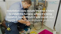 How Much Does a New Furnace Cost