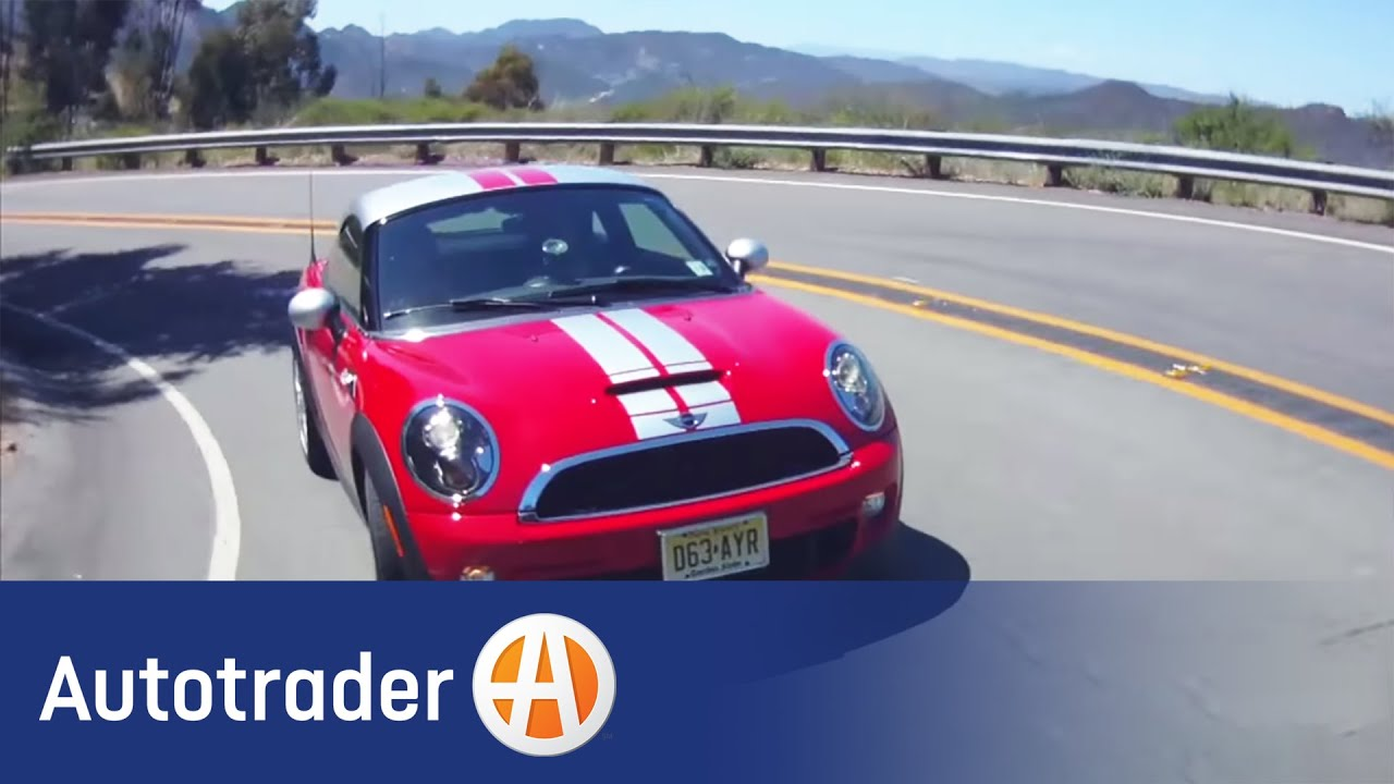 2017 Mini Cooper Coupe New Car Review Autotrader