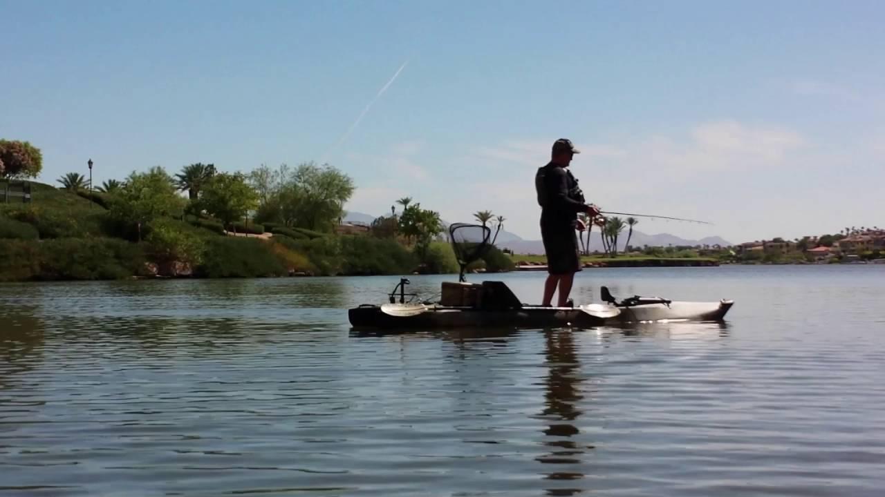 Diy santa cruz raptor kayak slow speed stand up fishing for Santa cruz fishing