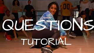 Questions - @ChrisBrown DANCE TUTORIAL| @DanaAlexaNY Choreography