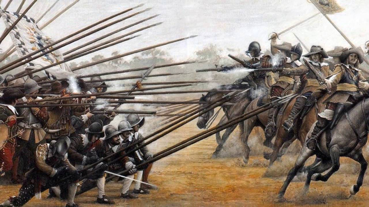 military tactics and modern weapons used in the civil war