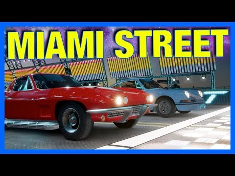 Miami Street Gameplay : WHAT IS THIS GAME!!