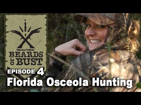 Osceola Turkey Hunting With The Bone Collectors