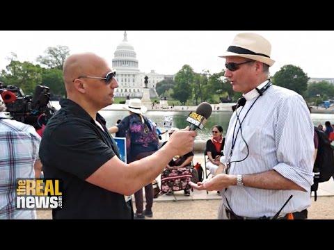 Rev. Fletcher Harper: People's Climate March