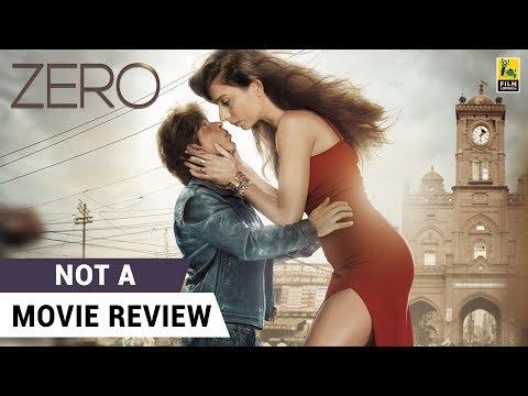 Zero | Not A Movie Review | Aanand L Rai | Sucharita Tyagi