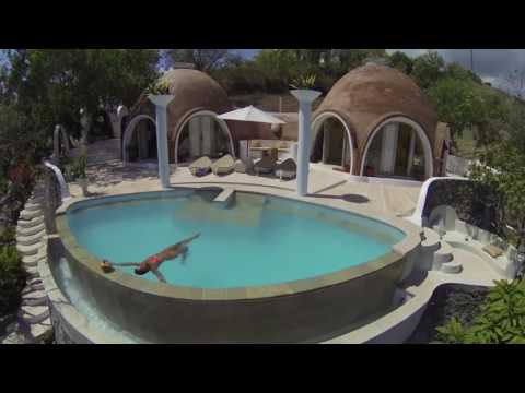 Unique villas for rent in Lombok