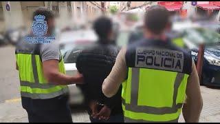 Detienen a un hombre por un delito de corrupción de menores en Palma