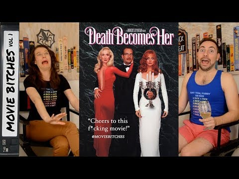 Death Becomes Her | Movie Review | MovieBitches Retro Review Ep 26
