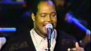 Marvin Winans with Larry carlton and Michelle Pillar Songs: Finds Keepers and Power in the Blood