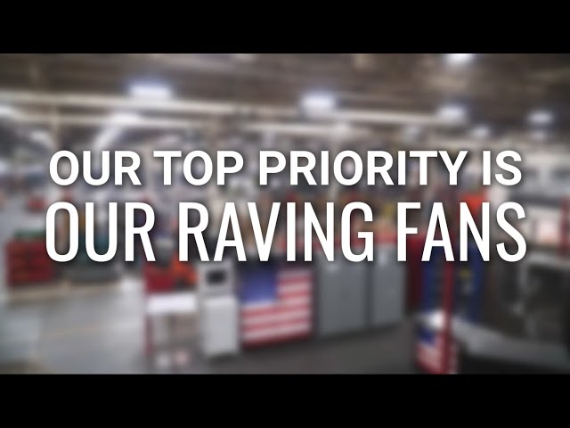 5 Reasons We're More Than a Gray Box: Raving Fans