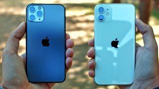 iPhone 11 vs. 11 Pro | Greek