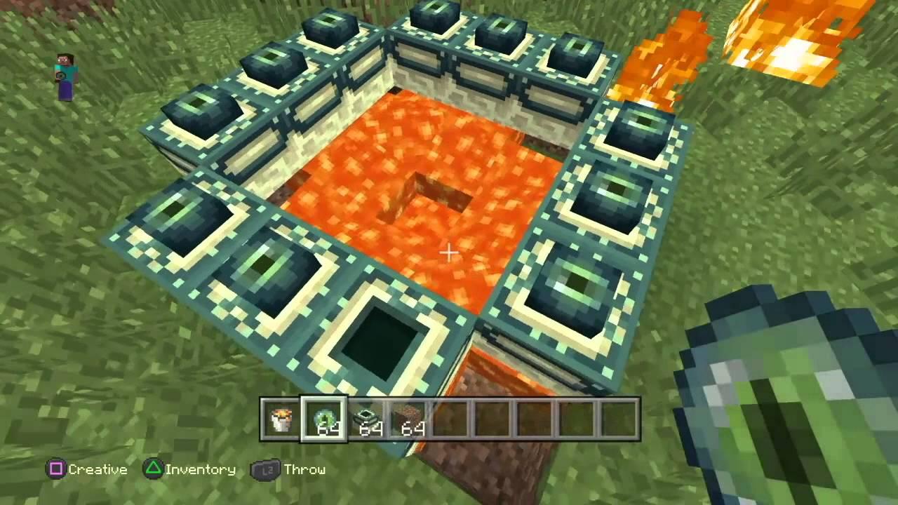 Minecraft building end portal ender dragon for kids by kids minecraft building end portal ender dragon for kids by kids sciox Image collections