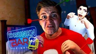 Hier wird geprügelt - Drunkn Bar Fight VR Multiplayer