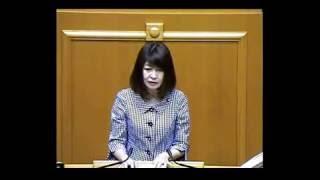 平成28年9月定例会(本会議第1日 9月 1日) 個人質問 西田 尚美(公明党...
