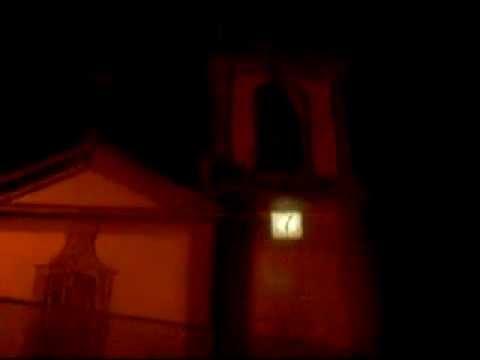 Antigo toque de Sinos para a Missa na Igreja de Santo Estêvão de Briteiros