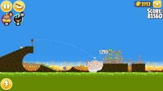 Angry Birds Seasons, Summer Pignic, 1-15, 143240