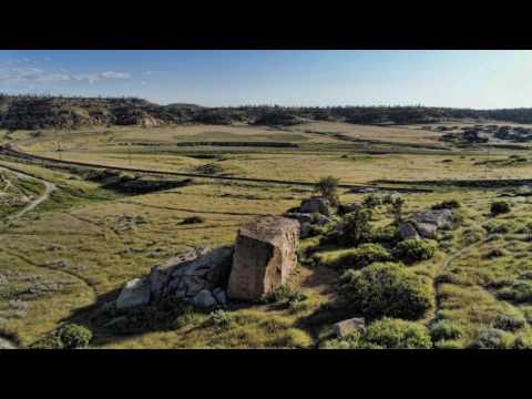 Phipps Park, Billings, Montana, drone flight #4