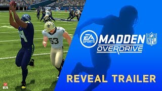 Madden NFL Overdrive: Reveal Trailer