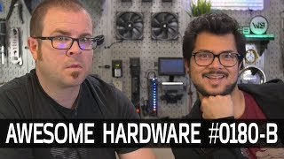 Nvidia's $7B acquisition, Cascade Lake-X, Galaxy S10 Face Unlock Hacked | Awesome Hardware #0180-B