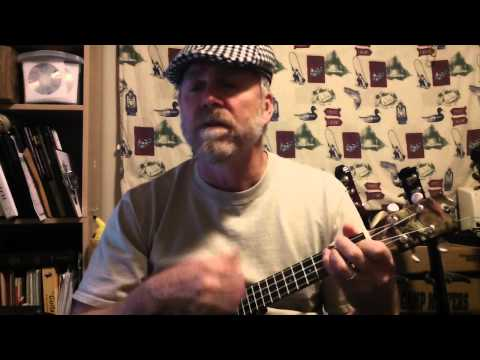 The Wreck Of The Edmund Fitzgerald, Gordon Lightfoot, cover, 101st Season of the Ukulele, Cold