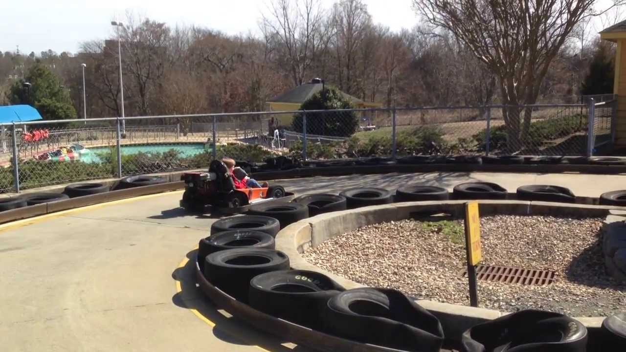 Rookie Go Carts Adventure Landing Charlotte North