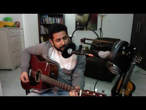  Bahon Ke Darmiyan - Khamoshi   Hariharan   Salman Khan   Live Unplugged Cover HD   Akash Gupta  