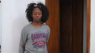 Maraji- Having a bad mood in an African home